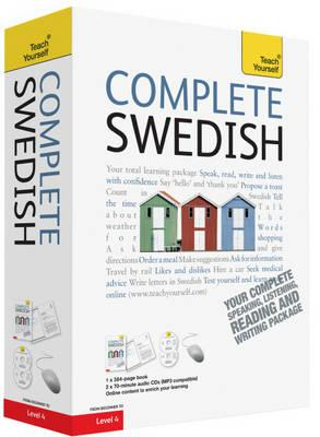 Complete Swedish Beginner to Intermediate Course By Croghan, Vera/ Holmqvist, Ivo